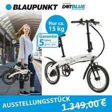 Blaupunkt Carla 190 | E-Bike, Ausstellungsstück, Klapprad, Pedelec, Klappfahrrad