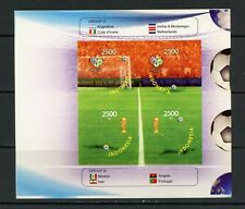 S904  Indonesia 2006  football soccer DIE-CUT Booklet Pane  MNH