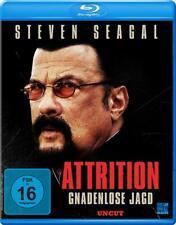 Attrition - Steven Seagal  Blu-Ray Region B New