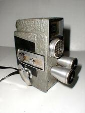 Revere Eyematic Spool 8 Movie Camera 8mm Roll Film