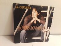 Elvis Crespo – La Cerveza (Promo CD Single, 2002, Epic)