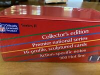 1990 Action Packed Series 2 Collectors Edition Football Box Sealed 36 Packs
