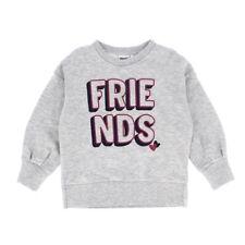 PRIMIGI Sweatshirt Friends Forever Girl Grey
