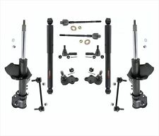 Fits for 96-01 Nissan Pathfinder Front Struts & Rear Shocks Chassis Parts 12P kt