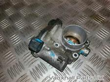 Vauxhall Corsa D 1.2 A12XER Throttle Body 55562270 69265