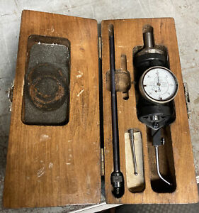 Blake Co-Ax Centering Set Up Dial Indicator Offset 801 Machinist Tool Maker Find
