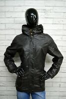 Giubbino Donna DENIM CO Taglia 42 Giubbotto Jacket Woman Giacca Parka Trench