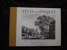 ATLAS V FOUQUET 103 AFBEELDINGEN VAN DE WYD-VERMAARDE KOOPSTAD AMSTERDAM ca 1970