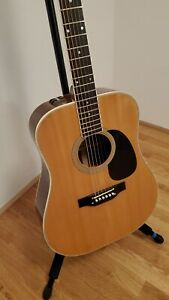 Acoustic guitar Takamine EF400S