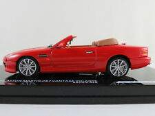 Vitesse 20703 Aston Martin DB7 Vantage Volante (2000) in rot 1:43 NEU/OVP lim.