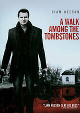 A Walk Among the Tombstones (DVD, 2014) - D0430