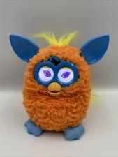 Furby Electronic Pet 2012 Vintage Orange Orangutan Orange Blue TESTED & WORKS