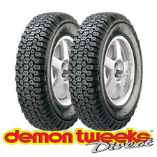 2 x 145/80/R10 (1458010) Maxsport Hakka Tyres - Firmawall- Autograss/Competition