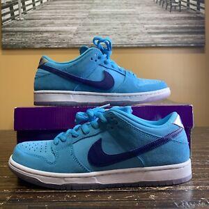Nike SB Dunk Low Pro Blue Fury BQ6817-400 Size 8.5