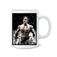 Arnold Schwarzenegger Bodybuilder Novelty Coffee Tea Mug Cup c91 - 11 oz