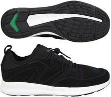 Puma Blaze Ignite Mens Suede Trainers Black Stylish Casual Cushioned Sneakers