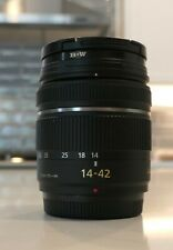 Panasonic Lumix G 14-42mm Lens