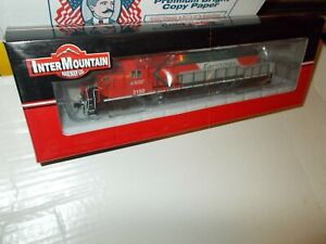 INTERMOUNTAIN HO SD40-2 LOCOMOTIVE (FERROMEX) # 3150,DCC READY & SOUND