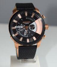 DIESEL Herren Armbanduhr Uhr Herrenuhr DZ4347 Chronograph Watch schwarz rosegold