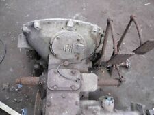 ROLLS ROYCE vintage  GEAR BOX (BARN FIND)