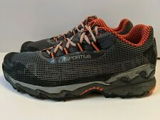 Men's LA SPORTIVA Wildcat Grey Athletic Trail Running Shoes US Size 11 Sneakers