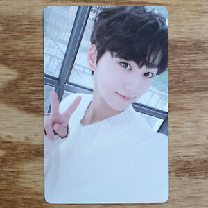 Jungwon Official Photocard Enhypen 2021 Season's Greeting Kpop Genuine