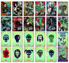 Suicide Squad  Movie Postcard Set 24pcs