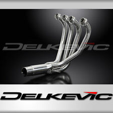 SUZUKI GSX600F 97-06 STAINLESS STEEL 4-1 DOWNPIPES AND COLLECTOR (WATER COOLED)