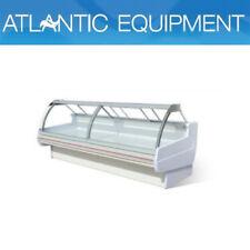 Austune DE6AR-S37 Curved Glass Deli Display - 3750mm