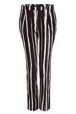 Damenhosen im Chinos-Stil mit mittlerer Bundhöhe aus Viskose