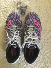 Saucony Women's Track Shoes With Spikes Size 9
