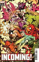Incoming #1 Sanford Greene Variant Cover Marvel Comics 2020