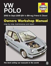 VW Polo Petrol and Diesel Owner's Workshop Manual by R. M. Jex (Paperback, 2014)
