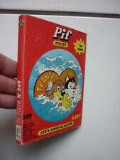 PIF  POCHE  /  NUMEROS  249 /  MAI 1986