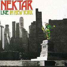 Live in New York by Nektar (CD, Jan-1993, Bellaphon Records (Germany))