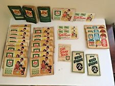 Sperry & Hutchinson S&H Green Stamps Books Over 25,000 stamps