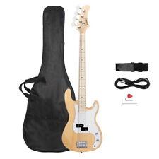 Gp Ii Electric Bass Guitar with Wilkinson Pickup Warwick Bass Strings Burlywood