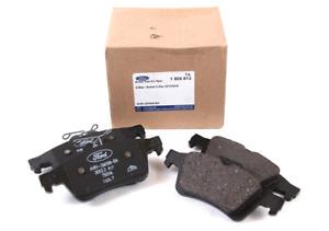 FORD C-MAX MK2 Rear Brake Pad Set 1805813 AV61-2M008-BA NEW GENUINE