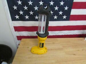 Dewalt DC527 18v flourescent area shop light bare tool - Very Nice