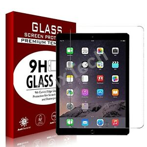 HD Clear Tempered Glass Screen Protector For New iPad 6th Generation 9.7 2018