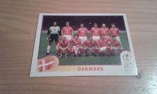N°79 TEAM EQUIPE ELFTAL # DANMARK PANINI 2002 FIFA WORLD CUP KOREA JAPAN