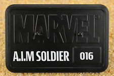 "Marvel Universe A.I.M Soldier # 016 16 BASE Stand 3.75"" Figure Accessory Hasbro"