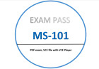 MS-101 VCE test, PDF,VCE exam OCTOBER updated! 301 Questions!