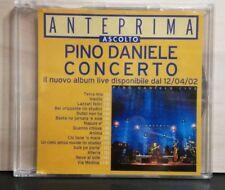 PINO DANIELE -anteprima ascolto  DANIELE IN CONCERTO promo 2002