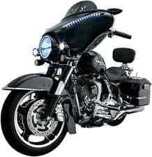 Kuryakyn 96-13 Black Fork Skins Harley Davidson Ultra Road King FLHR FLHX 7211