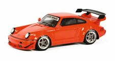 Schuco 1:43 450911300 Porsche 911 (964) Carrera RS RAUH-Welt RWB, rot - NEU!
