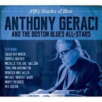 ANTHONY GERACI-FIFTY SHADES OF BLUE-JAPAN CD F30