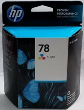 Genuine HP 78 C6578DN Tri-color Printer/Copier/Scanner/Fax Ink Cartridge