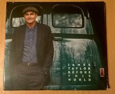 JAMES TAYLOR Before This World Deluxe Edition (CD+DVD neuf scellé/sealed)
