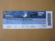 1899 Hoffenheim - Borussia Mönchengladbach Ticket 04.04.2015 Fussball Bundesliga